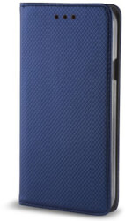 smart magnet flip case for huawei psmart pro honor y9s navy blue photo