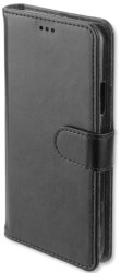 4SMARTS PREMIUM WALLET CASE URBAN FOR APPLE IPHONE 11 PRO ALL-BLACK