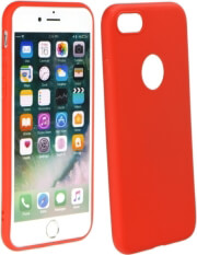forcell soft back cover case for huawei p40 lite red photo