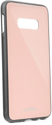 glass back cover case for samsung galaxy s20 s11e pink photo