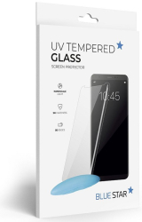 blue star uv tempered glass 9h for samsung galaxy s20 plus photo