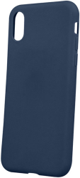 matt tpu back cover case for huawei p40 navy blue photo