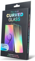 uv 5d tempered glass for samsung s20 plus photo