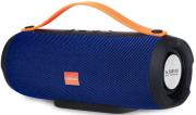 savio bs 021 stereo bluetooth speaker blue photo