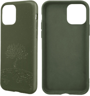 forever bioio tree back cover case for iphone 11 pro max green photo