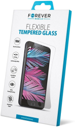 forever tempered glass 5d for samsung a41 black frame photo