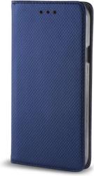 smart magnet flip case for xiaomi redmi note 9s 9 pro navy blue photo