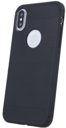 simple black case for xiaomi mi note 10 lite photo