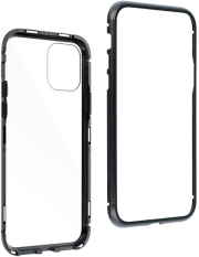 magneto back cover case for apple iphone xr 61 black photo