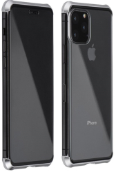 magneto frameless case for apple iphone 11 pro max 65 silver photo