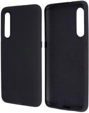defender smooth back cover case for samsung a70 black photo