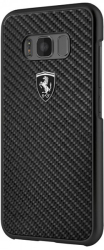 ferrari original hardcase fehcahcs8bk samsung s8 black photo