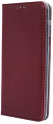 smart magnetic flip case for samsung a21s burgundy photo
