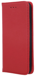 genuine leather flip case smart pro for samsung a21s maroon photo