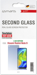 4smarts second glass 25d for xiaomi redmi note 9 photo