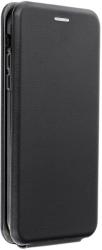 elegance flexi book flip case for xiaomi redmi note 8 pro black photo