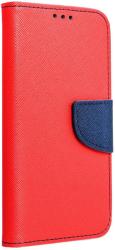 fancy book flip case for xiaomi mi 10 lite red navy photo