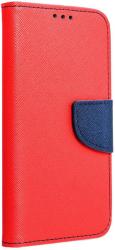 fancy book flip case for xiaomi redmi 9c red navy photo