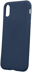matt tpu back cover case for xiaomi redmi 9a dark blue photo