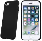 silicon back cover case for xiaomi redmi 9 black photo