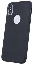 simple black back cover case for xiaomi redmi note 9 black photo