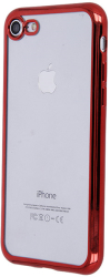 ultra hybrid back cover case for xiaomi redmi 6a red photo
