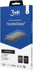 3mk flexibleglass for xiaomi redmi note 9 pro photo