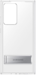 samsung clear standing cover galaxy note 20 ultra transparent ef jn985ct photo