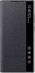 samsung clear view cover galaxy note 20 black ef zn980cb photo