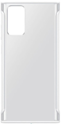 samsung clear protective cover galaxy note 20 white ef gn980cw photo