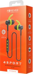 forever bsh 400 bluetooth earphones 4sport green photo