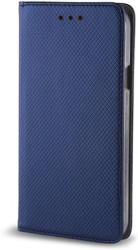 smart magnet flip case for lg k22 navy blue photo