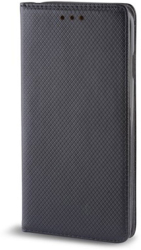smart magnet flip case for nokia 53 black photo
