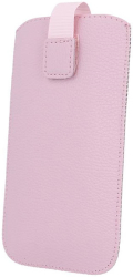 pouch case slim up mono 51 samsung s5 powder pink photo