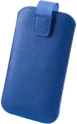 pouch case slim up mono xxxl samsung siii i9300 blue photo