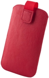 pouch case slim up mono 5xl iphone 6 plus red photo