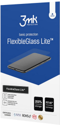 3mk flexibleglass lite for samsung galaxy a42 photo
