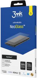 3mk neoglass for samsung galaxy a30s black photo