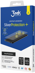 3mk silverprotection antibacterial for samsung galaxy a41 photo