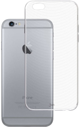 3mk armor back cover case for apple iphone 6 6s photo