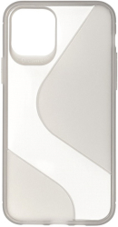 forcell s case back cover for iphone 11 pro black photo