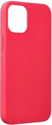 forcell soft back cover case for iphone 12 12 pro red photo