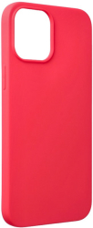 forcell soft back cover case for iphone 12 pro max red photo