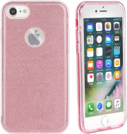 forcell shining back cover case for huawei psmart 2020 pink photo