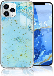 forcell marble back cover case for huawei psmart 2020 design 3 photo