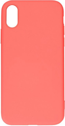 forcell silicone lite back cover case for samsung galaxy a31 pink photo