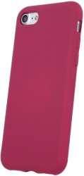 silicon back cover case for iphone 12 iphone 12 pro 61 maroon photo