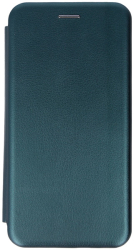 smart diva flip case for iphone 12 pro max 67 dark green photo