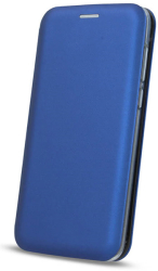 smart diva flip case for iphone 12 pro max 67 navy blue photo