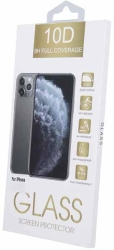 tempered glass 10d for iphone 12 mini 54 black frame photo